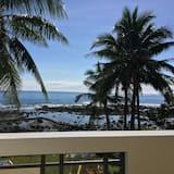 Chambre Triple Standard, plusieurs lits, vue océan, vue mer - Balcon