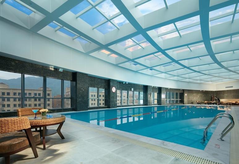 Victory New Century Hotel, Wenzhou, Indendørs pool