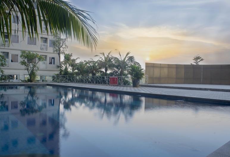 泰坦尼恩快捷飯店, 雅加達, 家庭開放式客房, 客房景觀