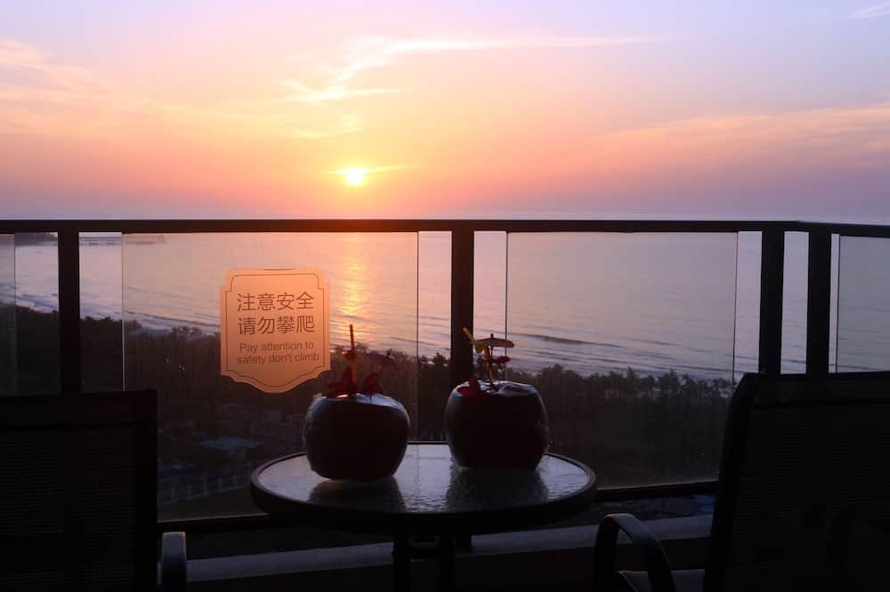 Sunrising Seaview Room - Balcony