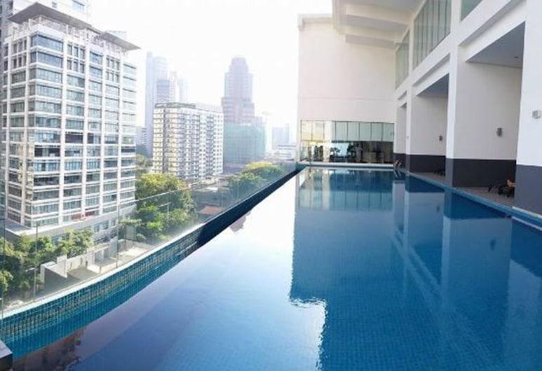 City Residences Premium Studio B.Ceylon, Kuala Lumpur