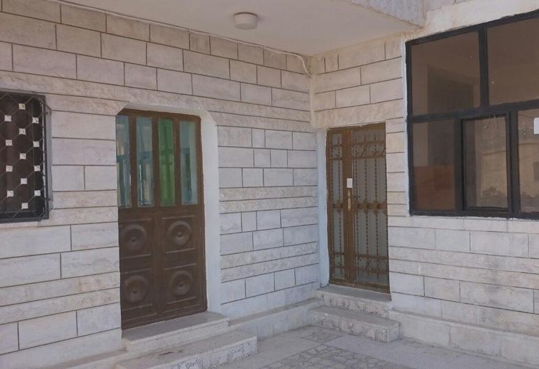 Petra view hostel, Wadi Musa, Hotel Entrance