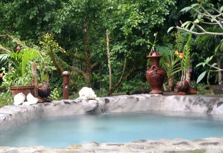 Nypa Style Resort Camiguin, Mambajao, Außenpool