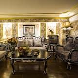 Family Duplex - Living Room