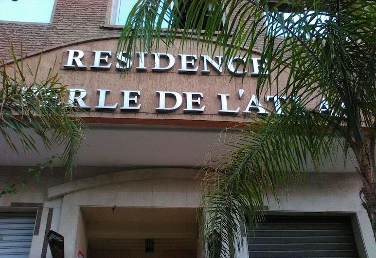 Appartement de Charme, Marrakech, Majoitusliikkeen sisäänkäynti