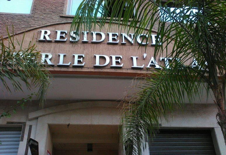 Appartement de Charme, Marrakech, Vstup do zariadenia