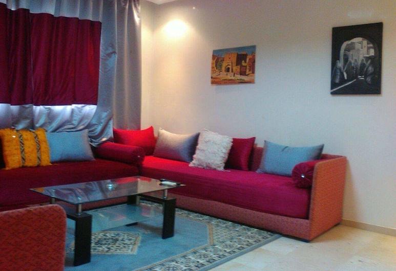 魅力公寓酒店, 馬拉喀什, 公寓, 客廳