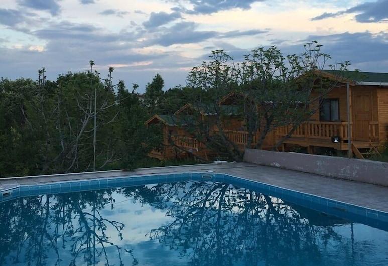 科耶維精品酒店, 維塞, 室外泳池
