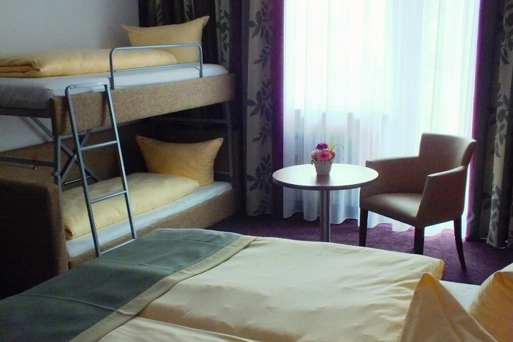 Habitación familiar (Relax) - Sala de estar