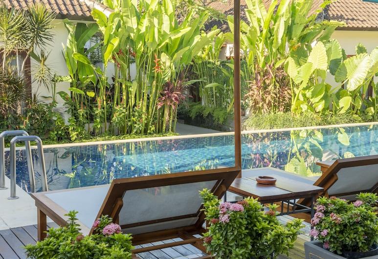 Rama Residence Petitenget Hotel, Seminyak, Pool