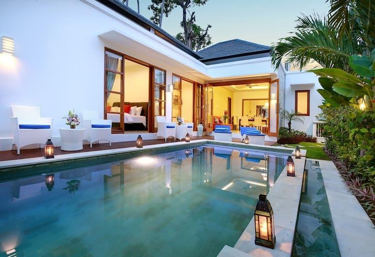 水明漾露西亞別墅酒店, 水明漾, 室外泳池