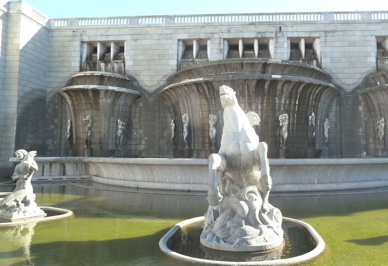 Midtown Guest House, Lissabon, Außenbereich