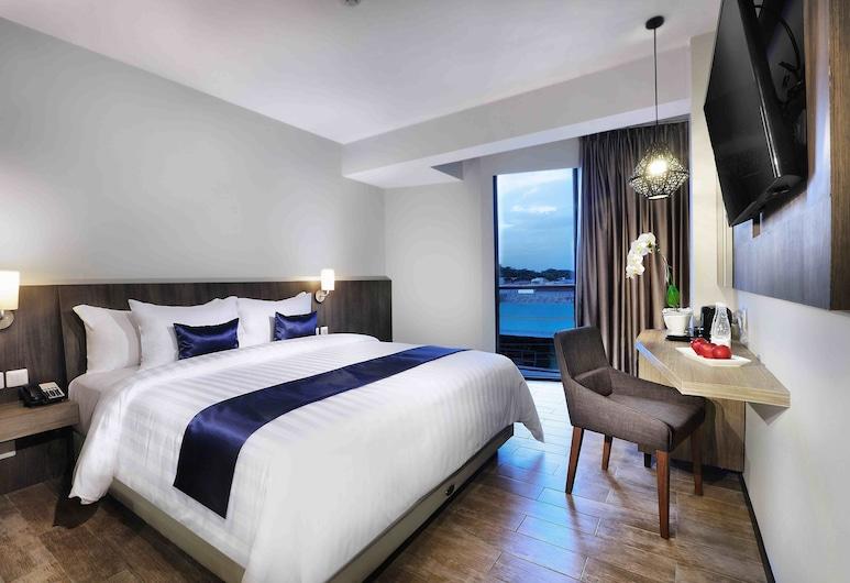 Aston Inn Pandanaran - Semarang, Semarang, Deluxe-Zimmer, Zimmer