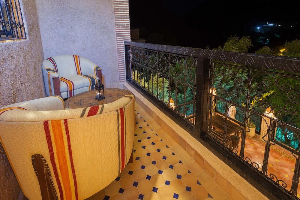 Kamar Twin - Balkon