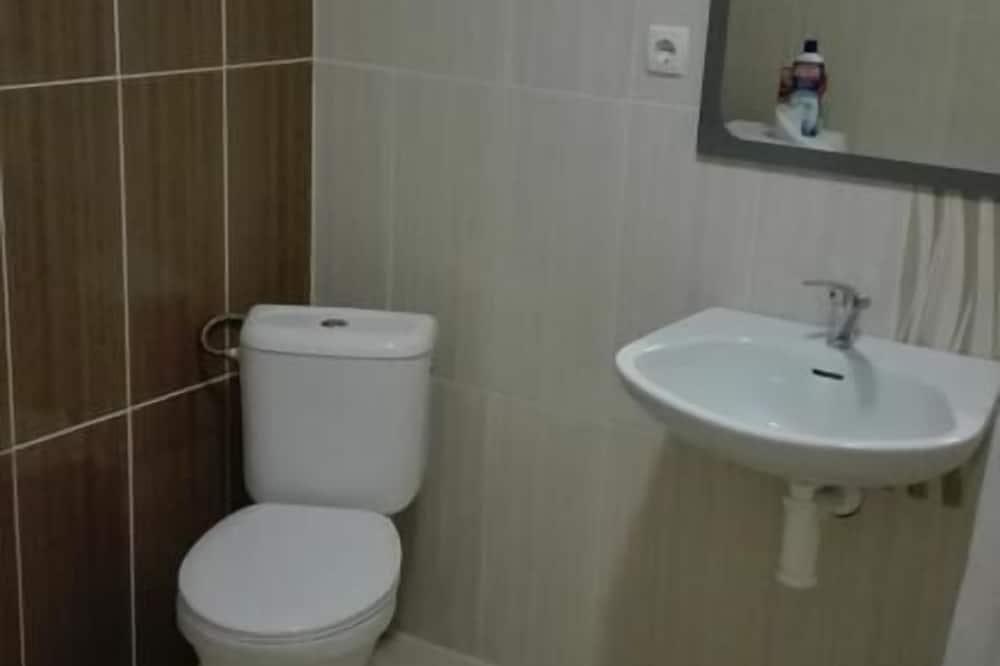 Domek typu Basic, 2 ložnice - Koupelna