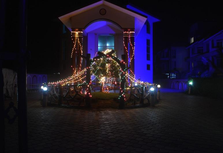 Hotel Jeevan Sandhya, Puri, Property Grounds
