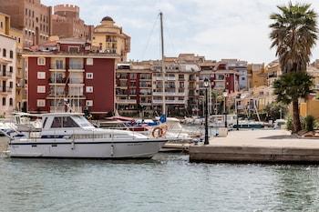 A(z) Travel Habitat Casa Port Saplaya hotel fényképe itt: Valencia