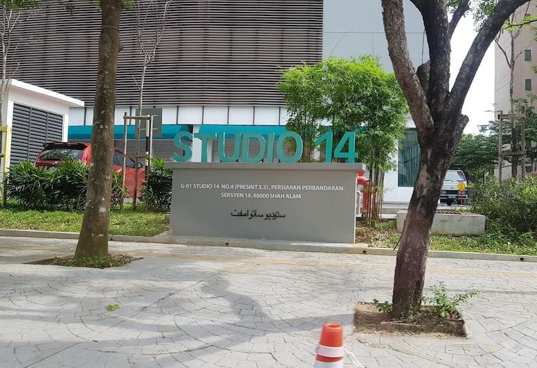 Euzmo Residences at Studio 14, Shah Alam