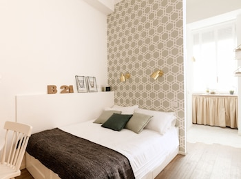 Mediolan — zdjęcie hotelu Behome - Amaryllis
