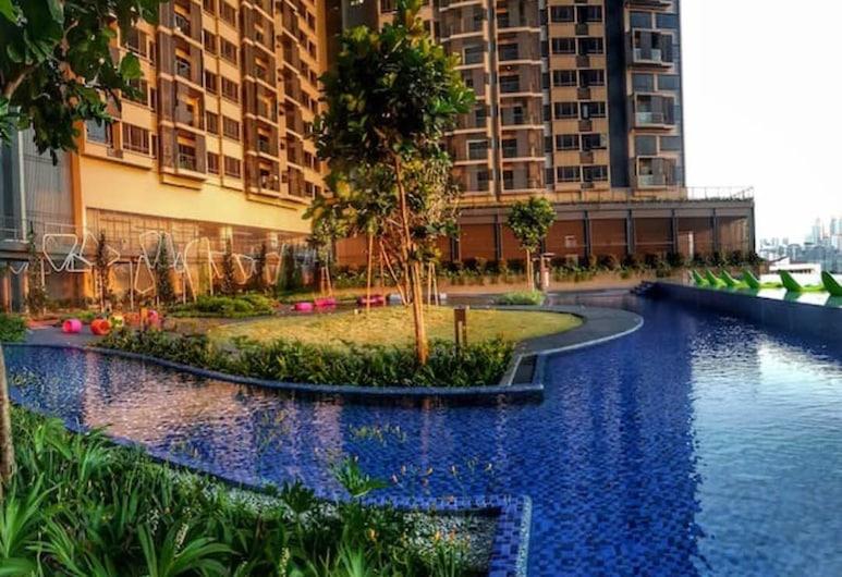 M Premium Petalz Residence, Kuala Lumpur, Açık Yüzme Havuzu