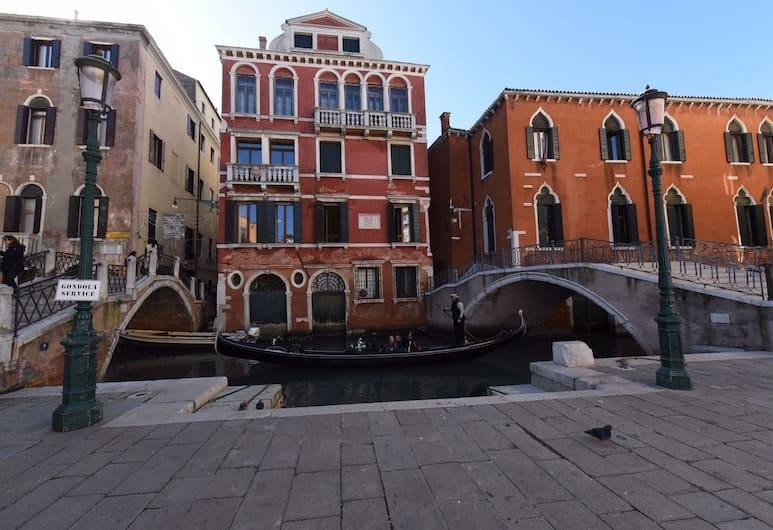 40.17 San Marco, Veneetsia, Välisilme