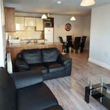 Apartamento, 2 habitaciones (Sleep 5) - Zona de estar