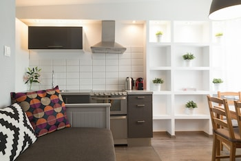 Mynd af Apartament Srodmiescie by City Quality í Varsjá