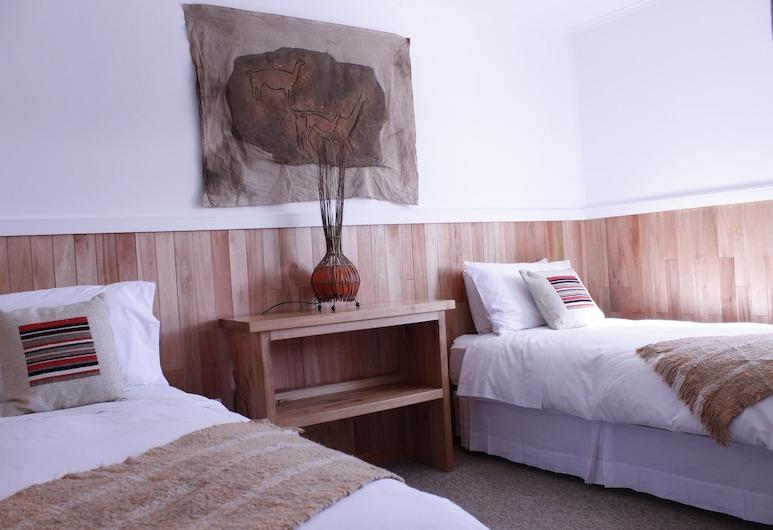 Hotel Aquaterra, Natales, Standard Twin Room, 2 Twin Beds, Guest Room