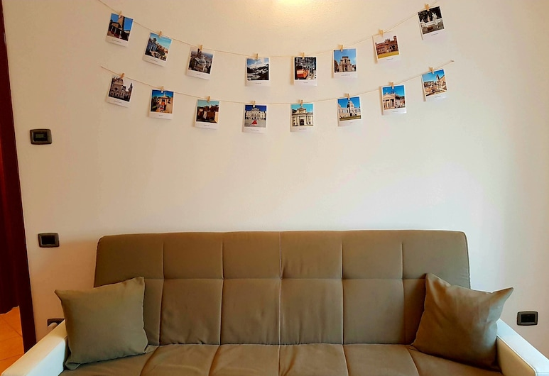 La Casetta Apartment, Бергамо, Апартаменти, 1 спальня, Житлова площа