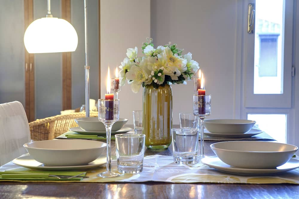 Apartment, 1 Bedroom (Via Ricasoli 8, Florence) - In-Room Dining