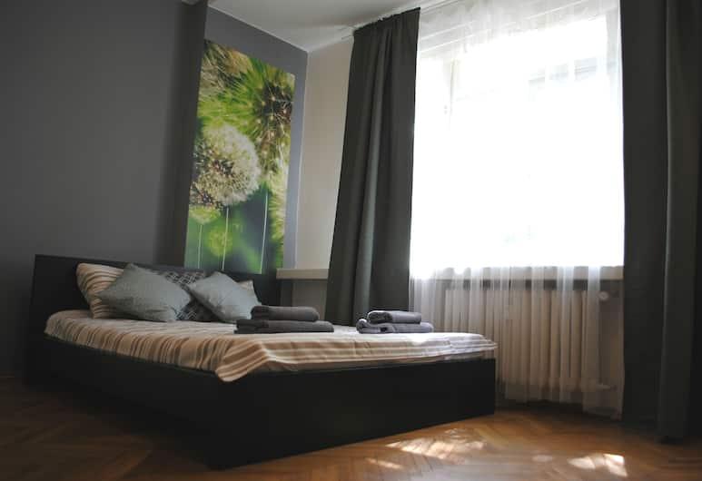 Charles Square  ApartMeet, Praha, Štandardný apartmán, Obývačka