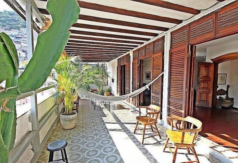 Rio Spot Apartment T029, Rio de Janeiro, Apartmán (T029), Balkón