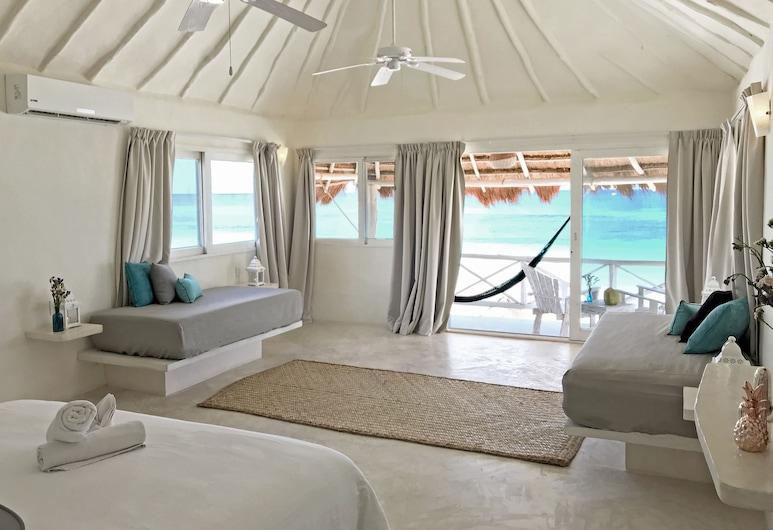 Coco Limited, Tulumas, Liukso klasės numeris, prie vandenyno, Vaizdas į paplūdimį / vandenyną