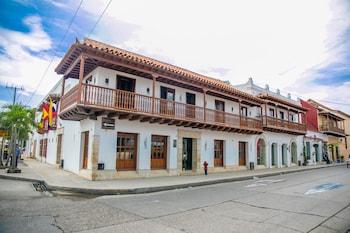 Image de Getsemaní Cartagena Luxury Hotel à Carthagène