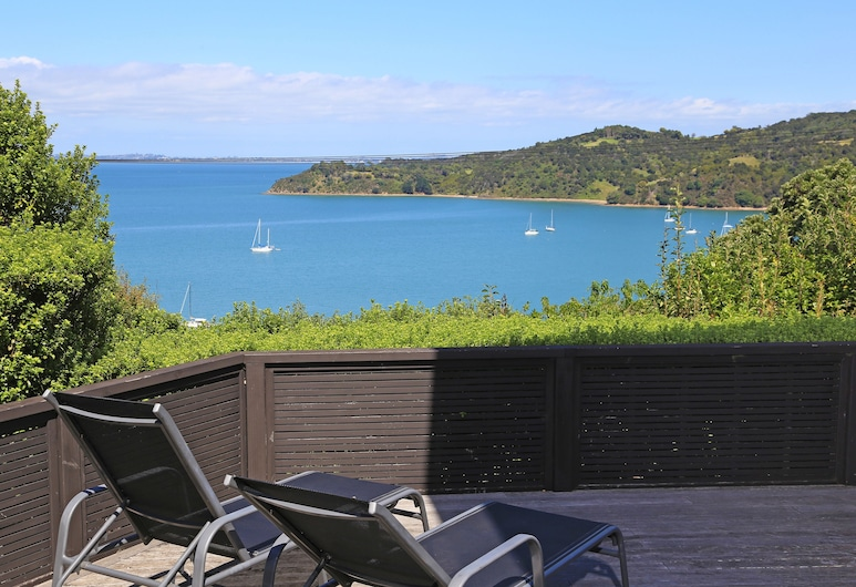 The Point, האי וואיהקה, בית סופריור, חדר שינה אחד, מרפסת
