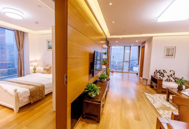Suzhou Moon Bay Apartment, Suzhou, Poslovni suite, 2 spavaće sobe, Soba