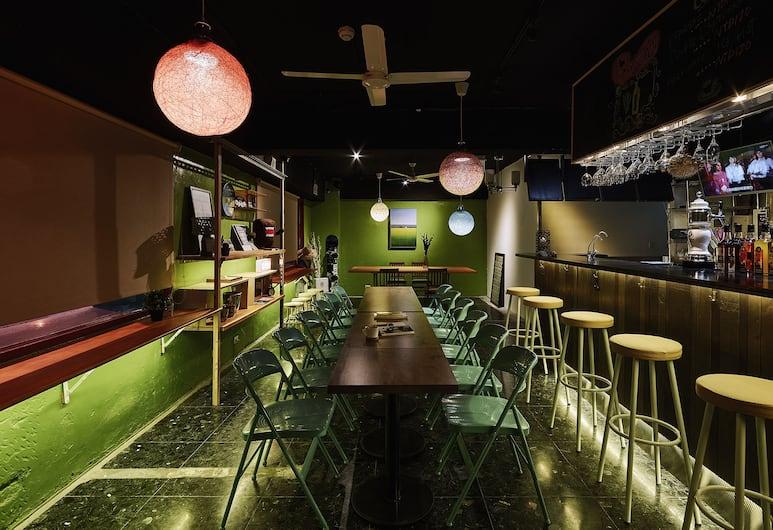 棧留台北國際青年旅館, 台北市, 大廳休息區