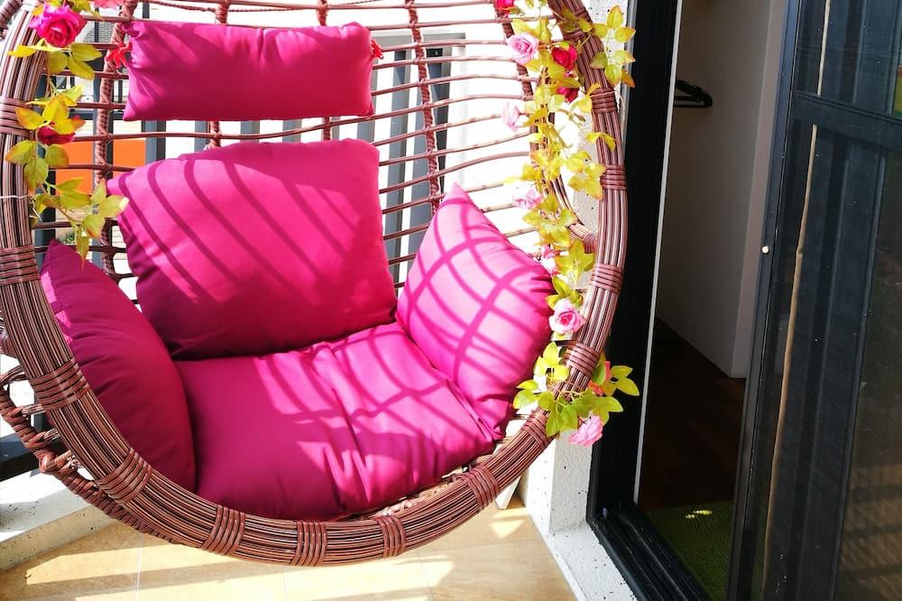 Королівський двомісний номер - Балкон