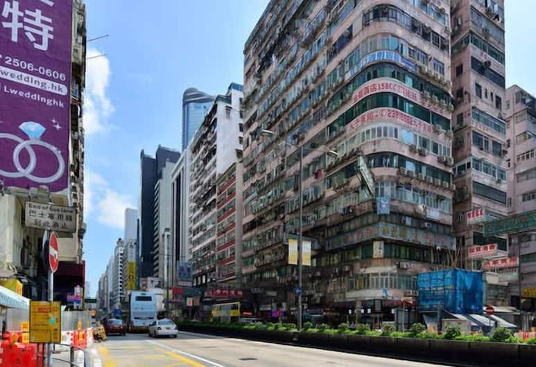 B&B Mongkok Hotel, Коулунь, Екстер'єр
