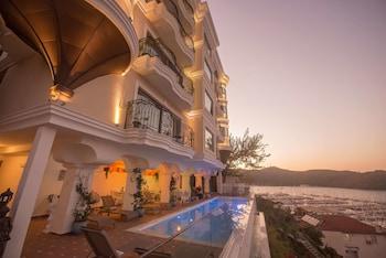Selline näeb välja Casa Margot Hotel, Fethiye