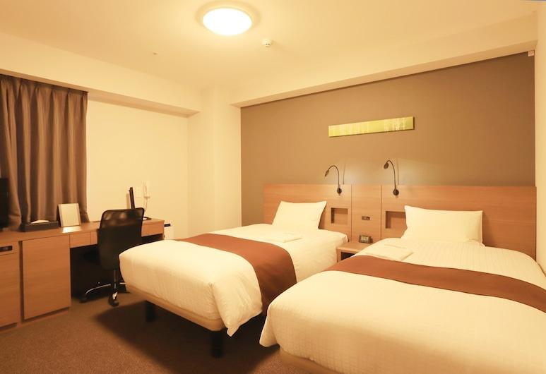 Smile Hotel PREMIUM SAPPOROSUSUKINO, Sapporo, Standard - kahden hengen huone, Tupakointi kielletty, Vierashuone