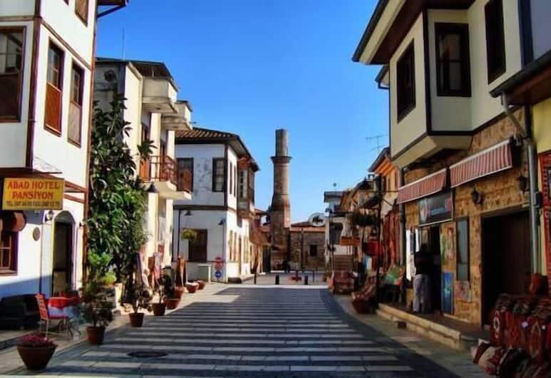Eliz Butik Hotel, Antalya, Otelden görünüm