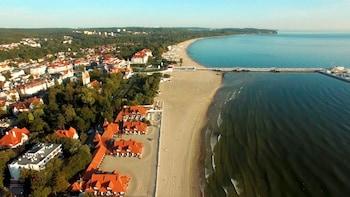 Foto van Dom & House - Apartments Pulaskiego Sopot in Sopot