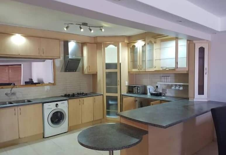 Sunflower Guesthouse, Cape Town, Apartment, 1 Bedroom, Kitchen, Private kitchen