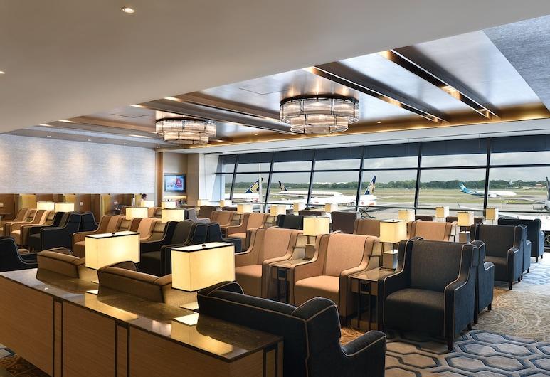 Plaza Premium Lounge  - Singapore T1, Singapore