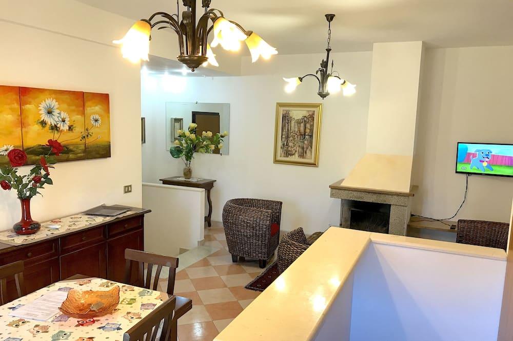 Suite, 2 camere da letto - Area soggiorno