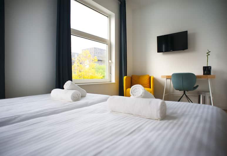 i hotel, Amsterdam, Vierbettzimmer, Zimmer
