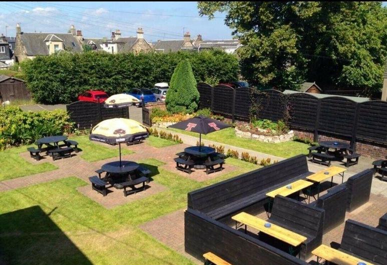 The Graeme Hotel, Falkirk, Garden