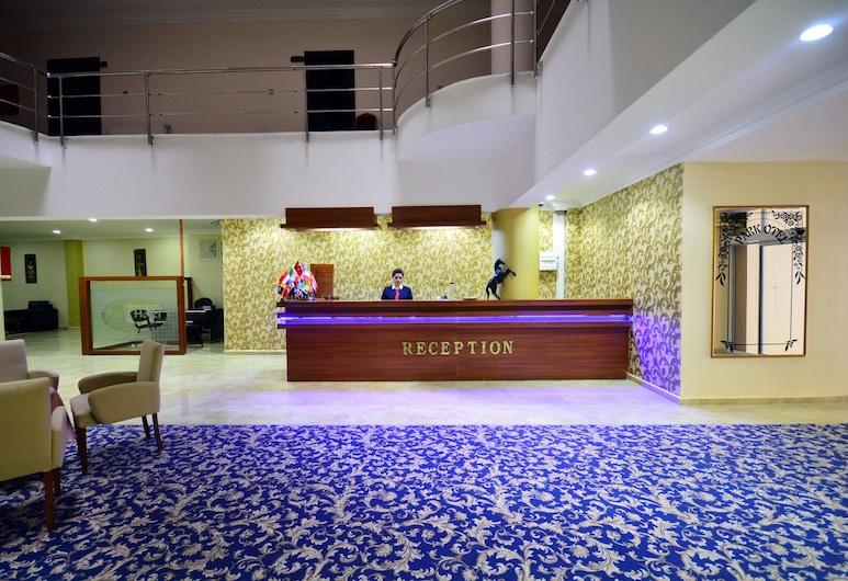 Dimet Park Hotel, Van, Lobi