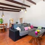 Villa, 2 Bedrooms, Private Pool, Sea View - Living Room